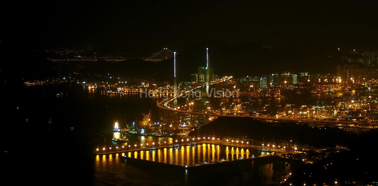 香港 天際100(SKY100)から見る夜景 | Hong Kong Vision